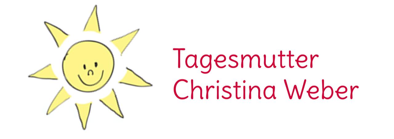 Christina Weber, Tagesmutter in Rasdorf